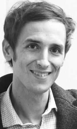 Portrait von Alexander Batthyana - Leiter des Viktor Frankl Institutes Wien