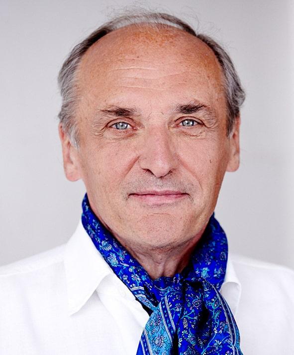 Portrait von Univ. Prof. Dr. Raimund Jakesz - Impulse zum Sinn